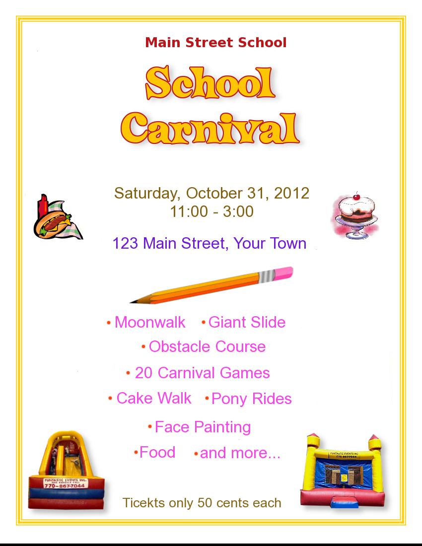 homemade carnival games